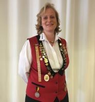 Alexandra Wallmann, 1. Vorsitzende,  SV Diana