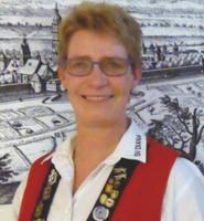 Ute Schormann, 2. Vorsitzende, SV Diana