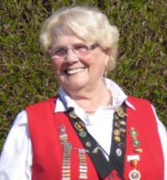 Michaela Fandrey, 1. Schriftführerin